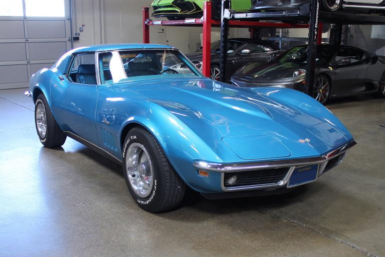 Used 1969 Chevrolet Corvette for sale Sold at San Francisco Sports Cars in San Carlos CA 94070 1