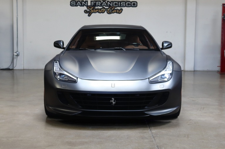 Used 2019 Ferrari GTC4Lusso for sale $259,995 at San Francisco Sports Cars in San Carlos CA 94070 2