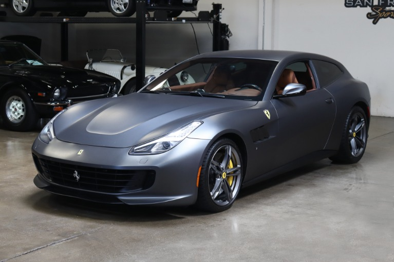 Used 2019 Ferrari GTC4Lusso for sale $259,995 at San Francisco Sports Cars in San Carlos CA 94070 3