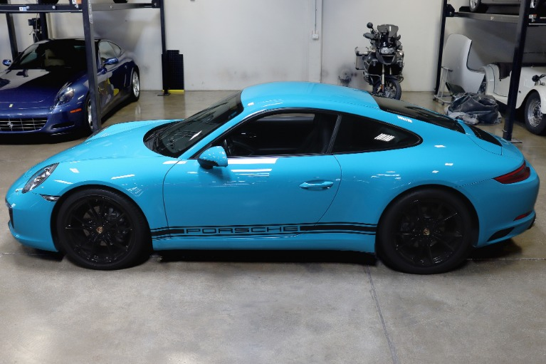 Used 2017 Porsche 911 Carrera for sale $92,995 at San Francisco Sports Cars in San Carlos CA 94070 4