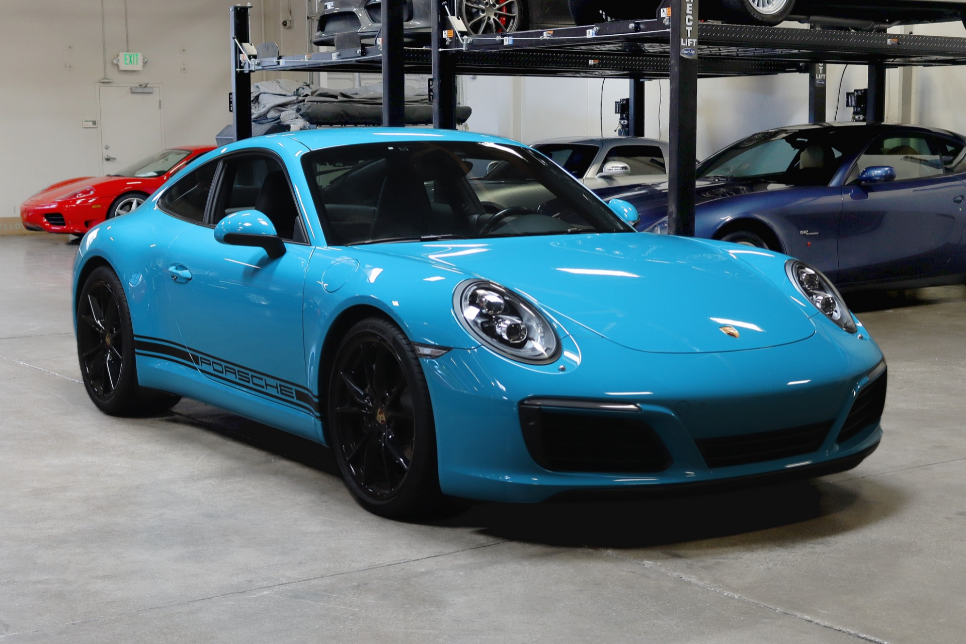 Used 2017 Porsche 911 Carrera for sale $92,995 at San Francisco Sports Cars in San Carlos CA 94070 1