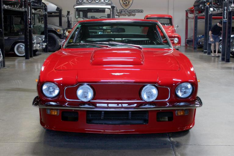 Used 1977 Aston Martin V8 Vantage for sale $189,995 at San Francisco Sports Cars in San Carlos CA 94070 2