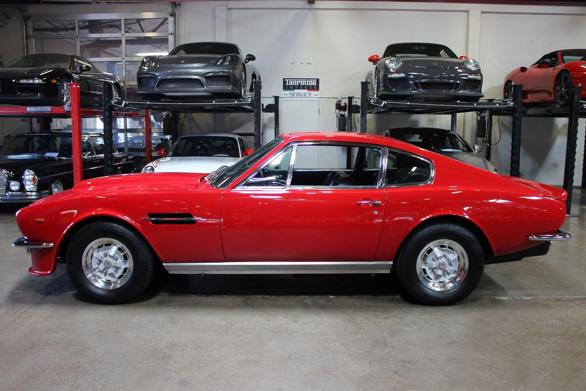 Used 1977 Aston Martin V8 Vantage For Sale 189 995 San Francisco Sports Cars Stock P19074