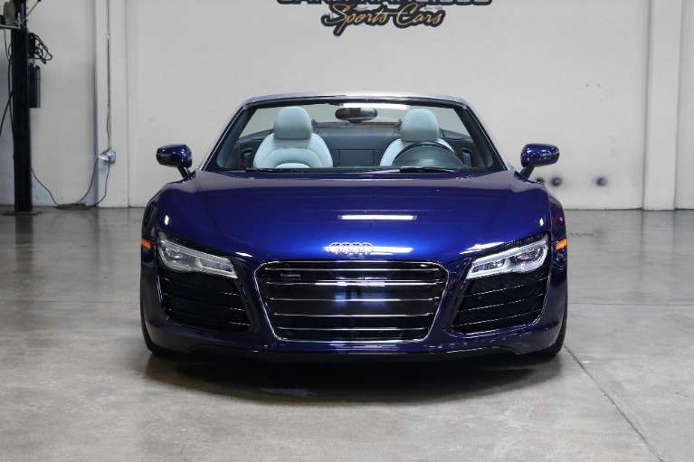 Used 2014 Audi R8 5.2 quattro Spyder for sale Sold at San Francisco Sports Cars in San Carlos CA 94070 2