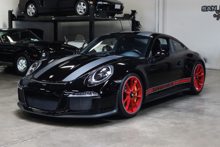 Used 2016 Porsche 911 R for sale Sold at San Francisco Sports Cars in San Carlos CA 94070 3