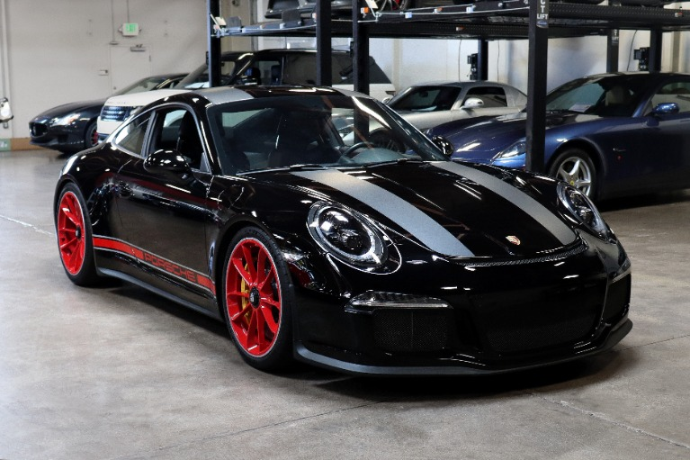 Used 2016 Porsche 911 R for sale $449,995 at San Francisco Sports Cars in San Carlos CA