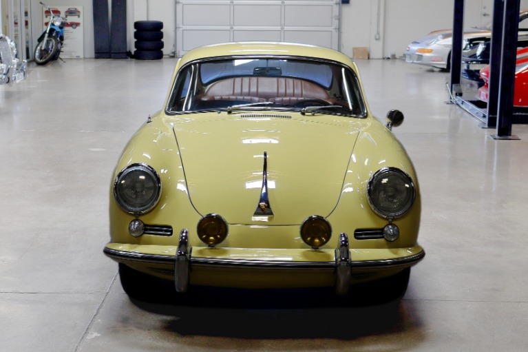 Used 1965 Porsche 356C for sale Sold at San Francisco Sports Cars in San Carlos CA 94070 2