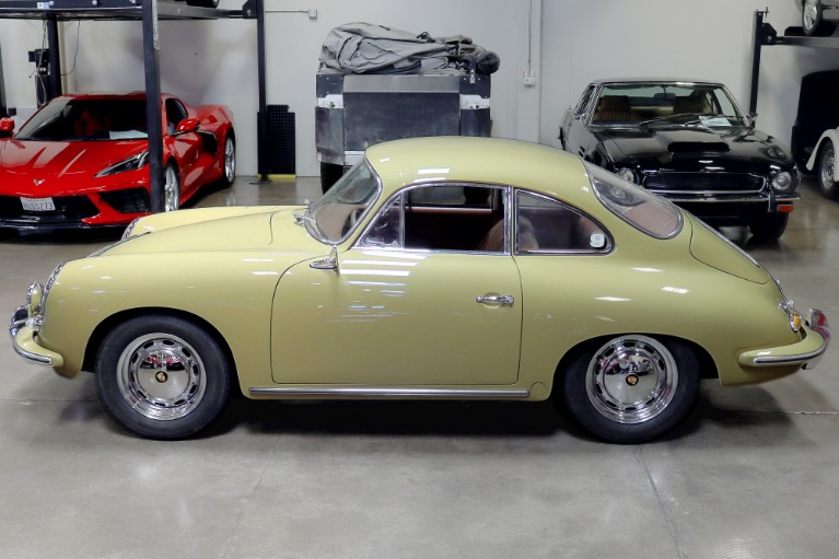 Used 1965 Porsche 356C for sale Sold at San Francisco Sports Cars in San Carlos CA 94070 4
