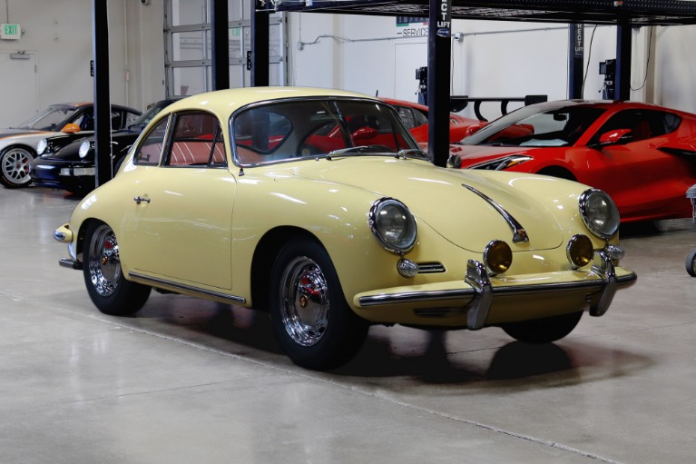 Used 1965 Porsche 356C for sale $94,995 at San Francisco Sports Cars in San Carlos CA