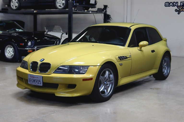 Used 2000 BMW M COUPE M for sale $49,995 at San Francisco Sports Cars in San Carlos CA 94070 3