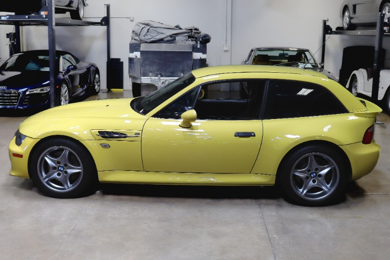 Used 2000 BMW M COUPE M for sale $49,995 at San Francisco Sports Cars in San Carlos CA 94070 4