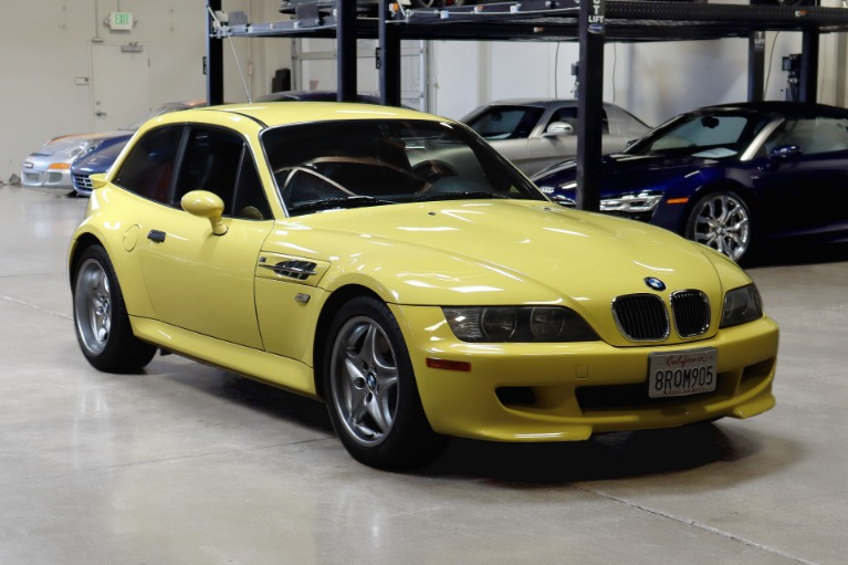 Used 2000 BMW M COUPE M for sale $49,995 at San Francisco Sports Cars in San Carlos CA 94070 1