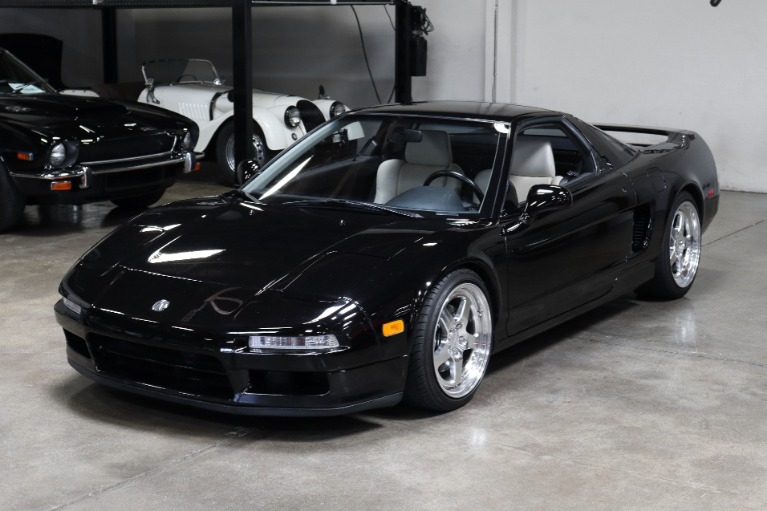Used 1992 Acura NSX for sale $74,995 at San Francisco Sports Cars in San Carlos CA 94070 3