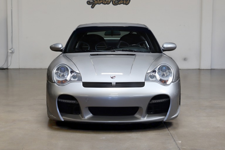 Used 2001 Porsche 911 Turbo TechArt GT Street for sale $129,995 at San Francisco Sports Cars in San Carlos CA 94070 2