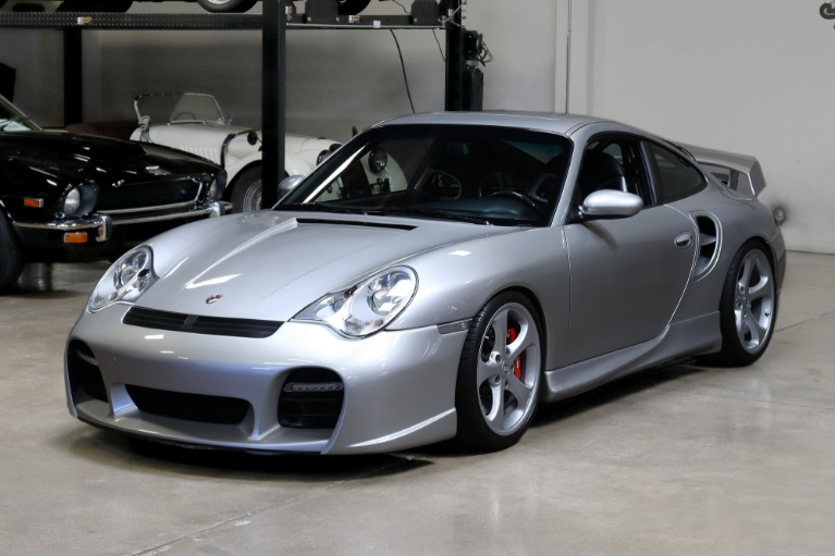 Used 2001 Porsche 911 Turbo TechArt GT Street for sale $129,995 at San Francisco Sports Cars in San Carlos CA 94070 3
