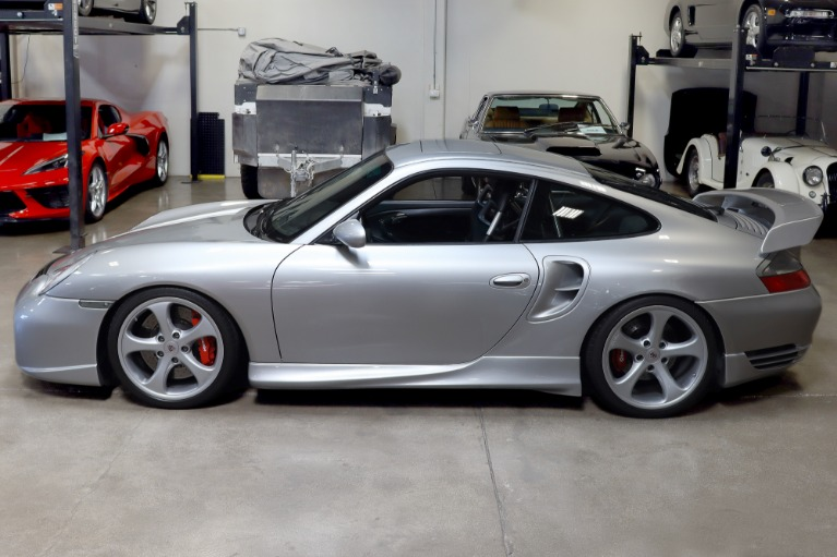 Used 2001 Porsche 911 Turbo TechArt GT Street for sale $129,995 at San Francisco Sports Cars in San Carlos CA 94070 4