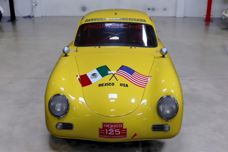 Used 1958 Porsche 356A for sale $129,995 at San Francisco Sports Cars in San Carlos CA 94070 2