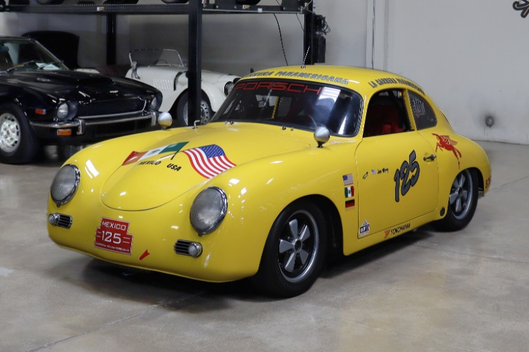 Used 1958 Porsche 356A for sale $129,995 at San Francisco Sports Cars in San Carlos CA 94070 3