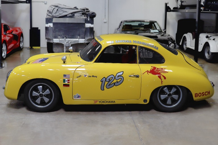 Used 1958 Porsche 356A for sale $129,995 at San Francisco Sports Cars in San Carlos CA 94070 4