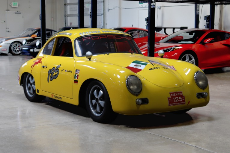 Used 1958 Porsche 356A for sale $129,995 at San Francisco Sports Cars in San Carlos CA
