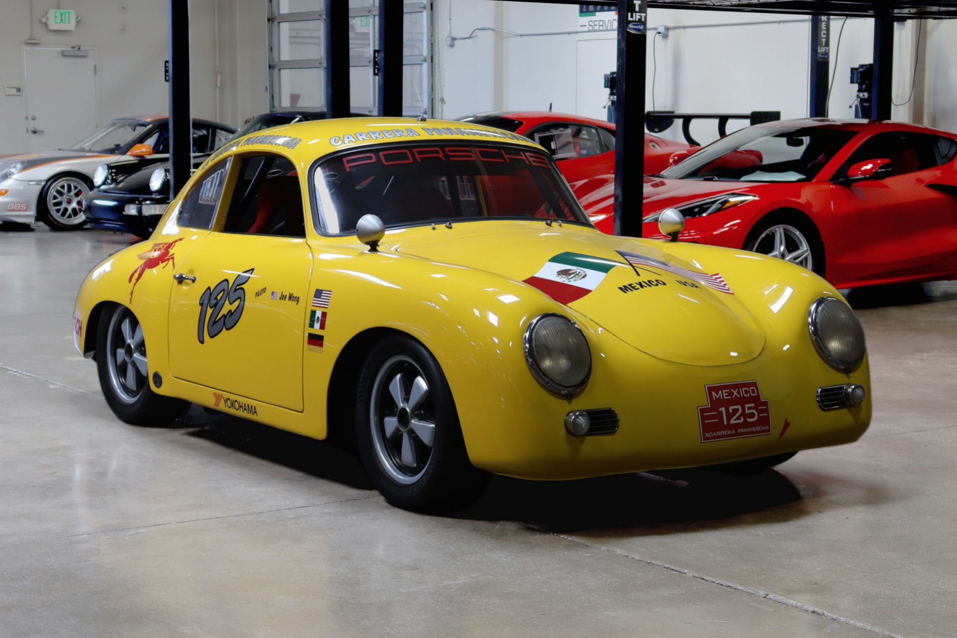 Used 1958 Porsche 356A for sale $129,995 at San Francisco Sports Cars in San Carlos CA 94070 1