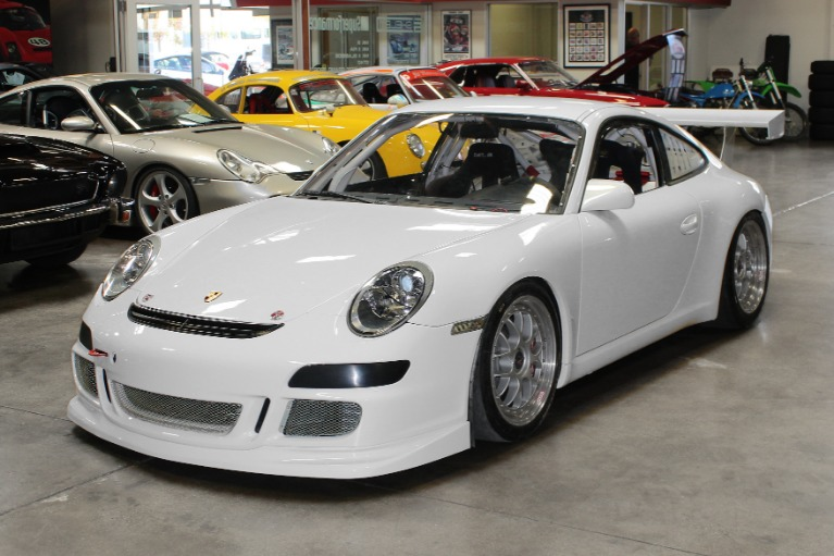Used 2007 Porsche 911 GT3 Cup for sale $89,995 at San Francisco Sports Cars in San Carlos CA 94070 3