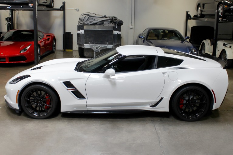 Used 2018 Chevrolet Corvette Grand Sport for sale Sold at San Francisco Sports Cars in San Carlos CA 94070 4