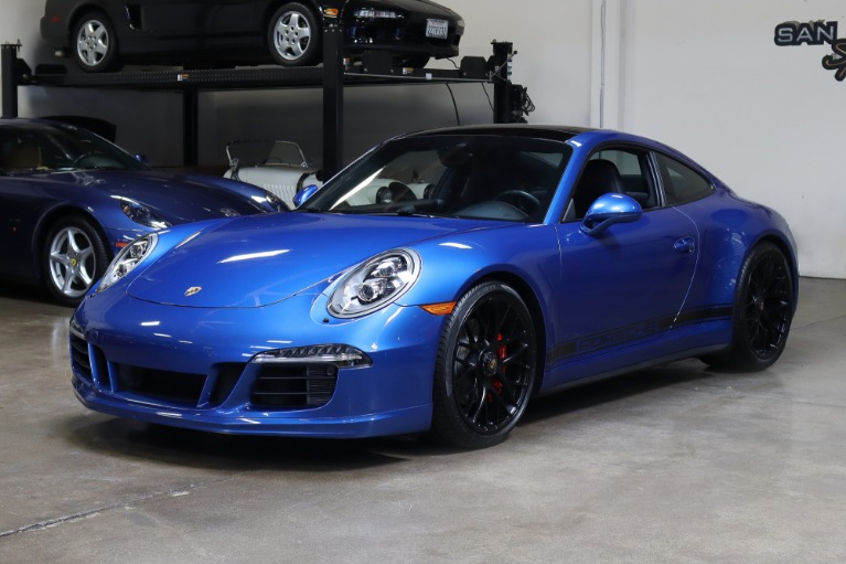 Used 2015 Porsche 911 Carrera GTS Carrera GTS for sale $117,995 at San Francisco Sports Cars in San Carlos CA 94070 3