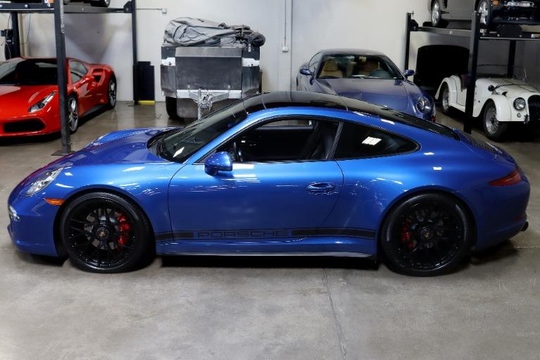 Used 2015 Porsche 911 Carrera GTS Carrera GTS for sale $117,995 at San Francisco Sports Cars in San Carlos CA 94070 4