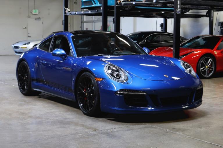 Used 2015 Porsche 911 Carrera GTS Carrera GTS for sale $117,995 at San Francisco Sports Cars in San Carlos CA