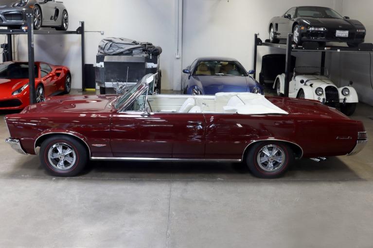 Used 1965 Pontiac GTO Convertible for sale $117,995 at San Francisco Sports Cars in San Carlos CA 94070 4