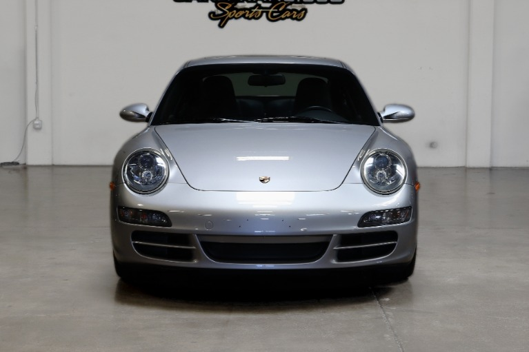 Used 2007 Porsche 911 Carrera for sale Sold at San Francisco Sports Cars in San Carlos CA 94070 2