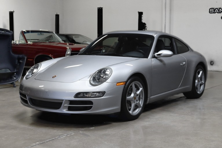 Used 2007 Porsche 911 Carrera for sale Sold at San Francisco Sports Cars in San Carlos CA 94070 3