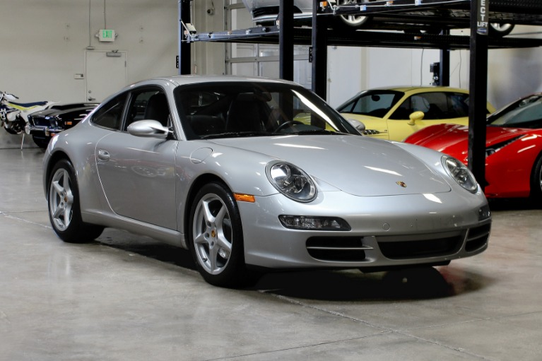 Used 2007 Porsche 911 Carrera for sale Sold at San Francisco Sports Cars in San Carlos CA 94070 1