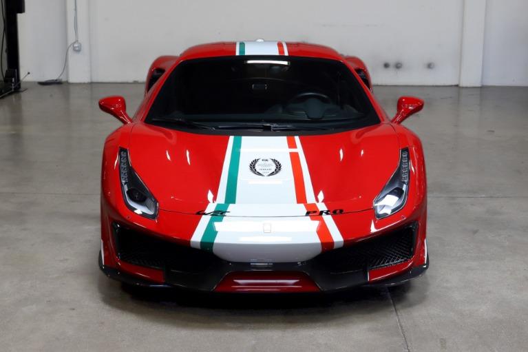 Used 2020 Ferrari 488 Pista Piloti for sale $859,995 at San Francisco Sports Cars in San Carlos CA 94070 2