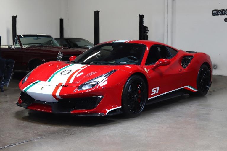 Used 2020 Ferrari 488 Pista Piloti for sale $859,995 at San Francisco Sports Cars in San Carlos CA 94070 3