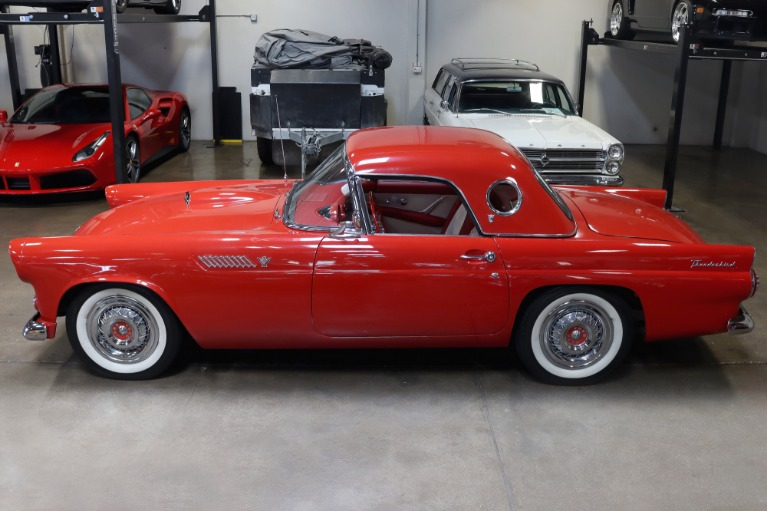 Used 1955 Ford Thunderbird for sale $31,995 at San Francisco Sports Cars in San Carlos CA 94070 4