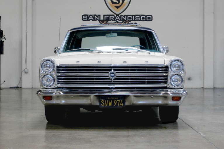 Used 1966 Ford Fairlane 500 for sale $22,995 at San Francisco Sports Cars in San Carlos CA 94070 2