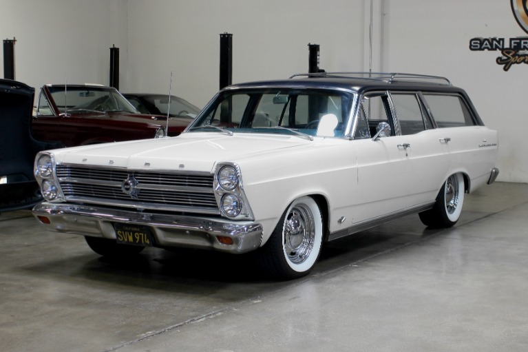 Used 1966 Ford Fairlane 500 for sale $22,995 at San Francisco Sports Cars in San Carlos CA 94070 3