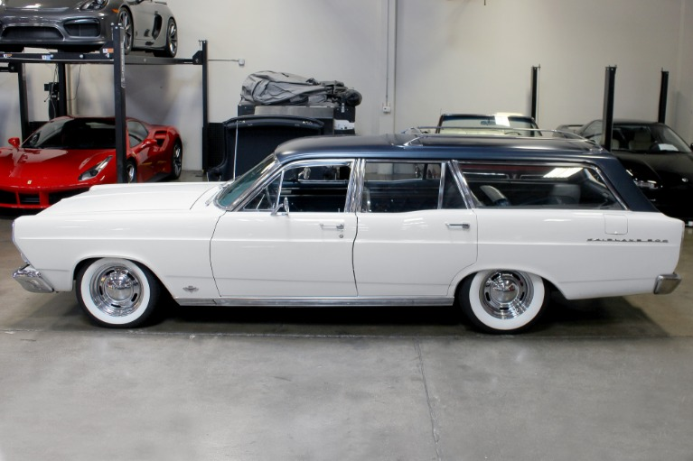 Used 1966 Ford Fairlane 500 for sale $22,995 at San Francisco Sports Cars in San Carlos CA 94070 4