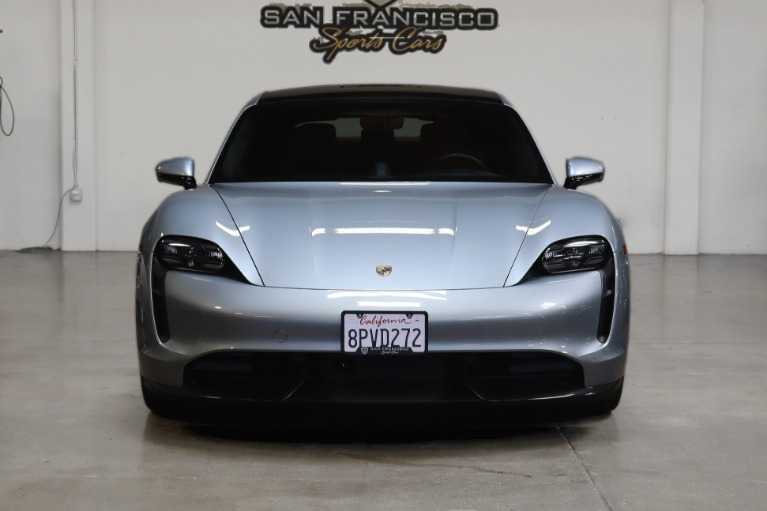 Used 2020 Porsche Taycan Turbo S for sale $184,995 at San Francisco Sports Cars in San Carlos CA 94070 2
