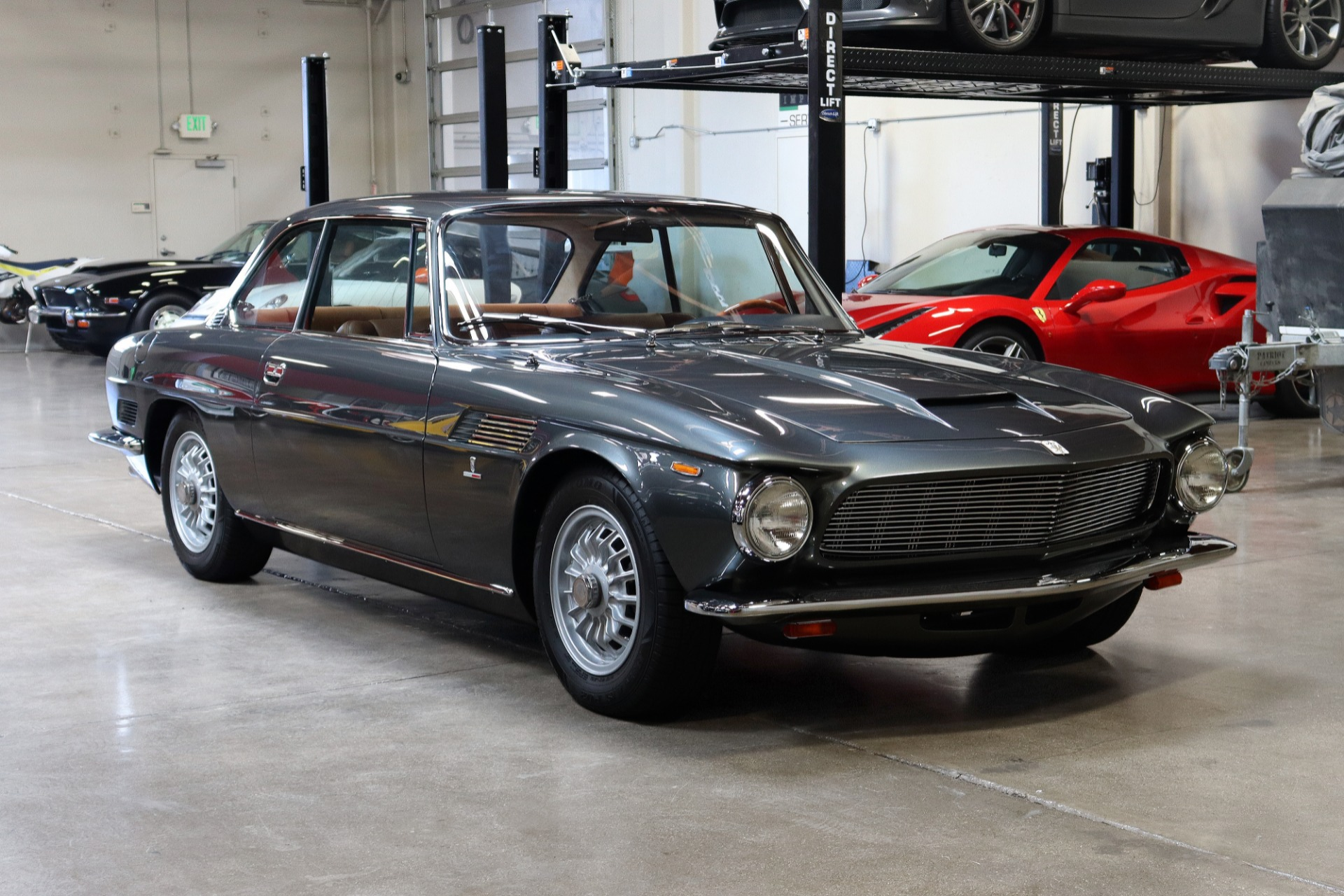Used 1967 Iso Rivolta for sale $229,995 at San Francisco Sports Cars in San Carlos CA 94070 1