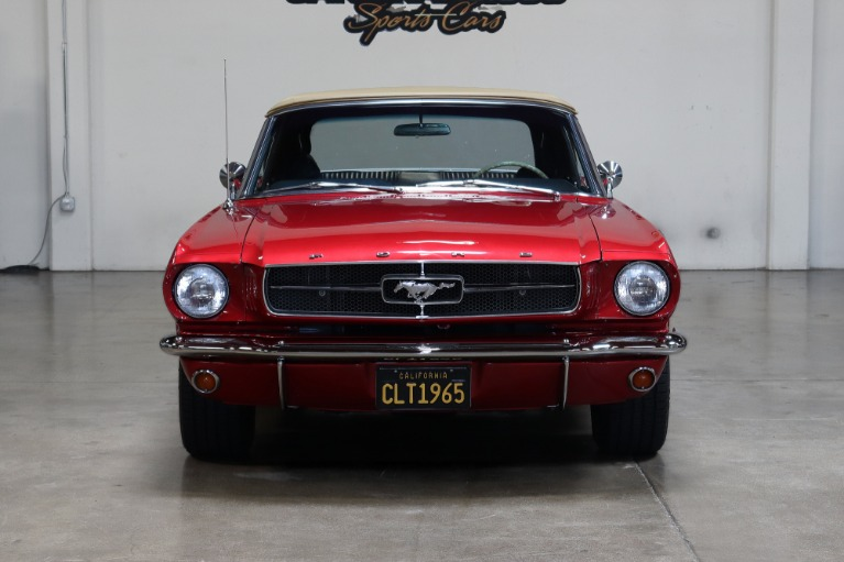 Used 1966 Ford Mustang for sale $41,995 at San Francisco Sports Cars in San Carlos CA 94070 2
