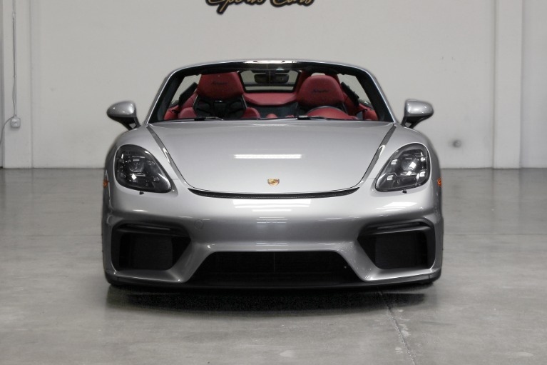 Used 2020 Porsche 718 Boxster Spyder for sale $129,995 at San Francisco Sports Cars in San Carlos CA 94070 2