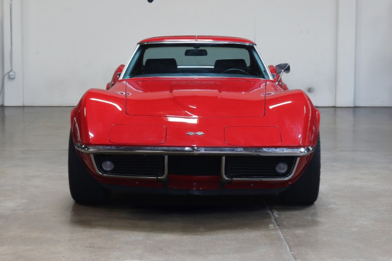 Used 1969 Chevrolet Corvette for sale $34,995 at San Francisco Sports Cars in San Carlos CA 94070 2