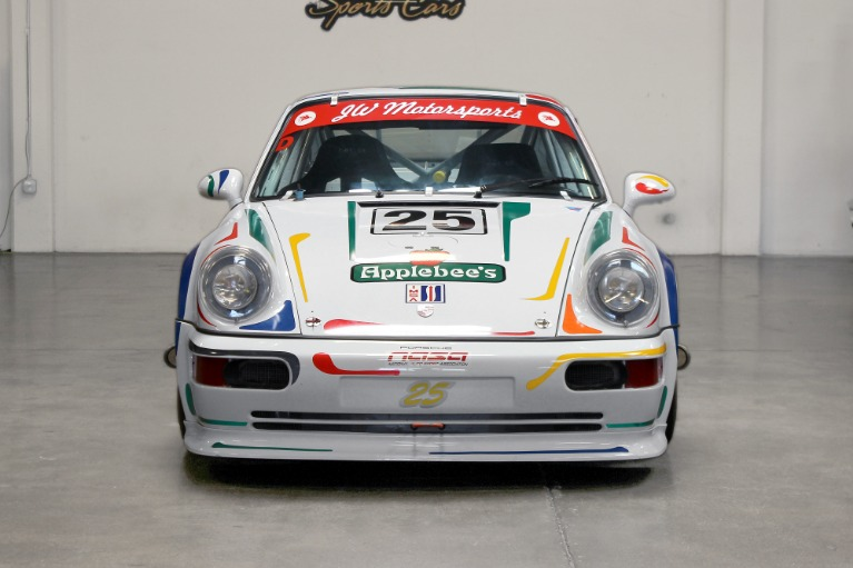 Used 1993 Porsche 911 RS America for sale $79,995 at San Francisco Sports Cars in San Carlos CA 94070 2