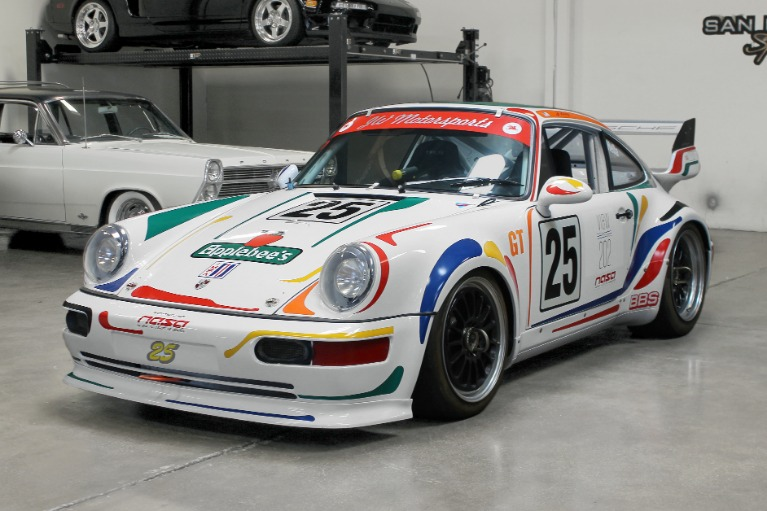 Used 1993 Porsche 911 RS America for sale $79,995 at San Francisco Sports Cars in San Carlos CA 94070 3