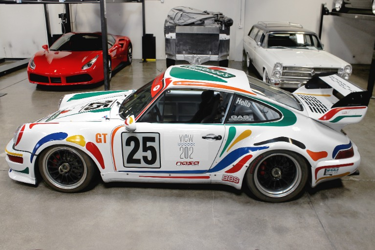 Used 1993 Porsche 911 RS America for sale $79,995 at San Francisco Sports Cars in San Carlos CA 94070 4