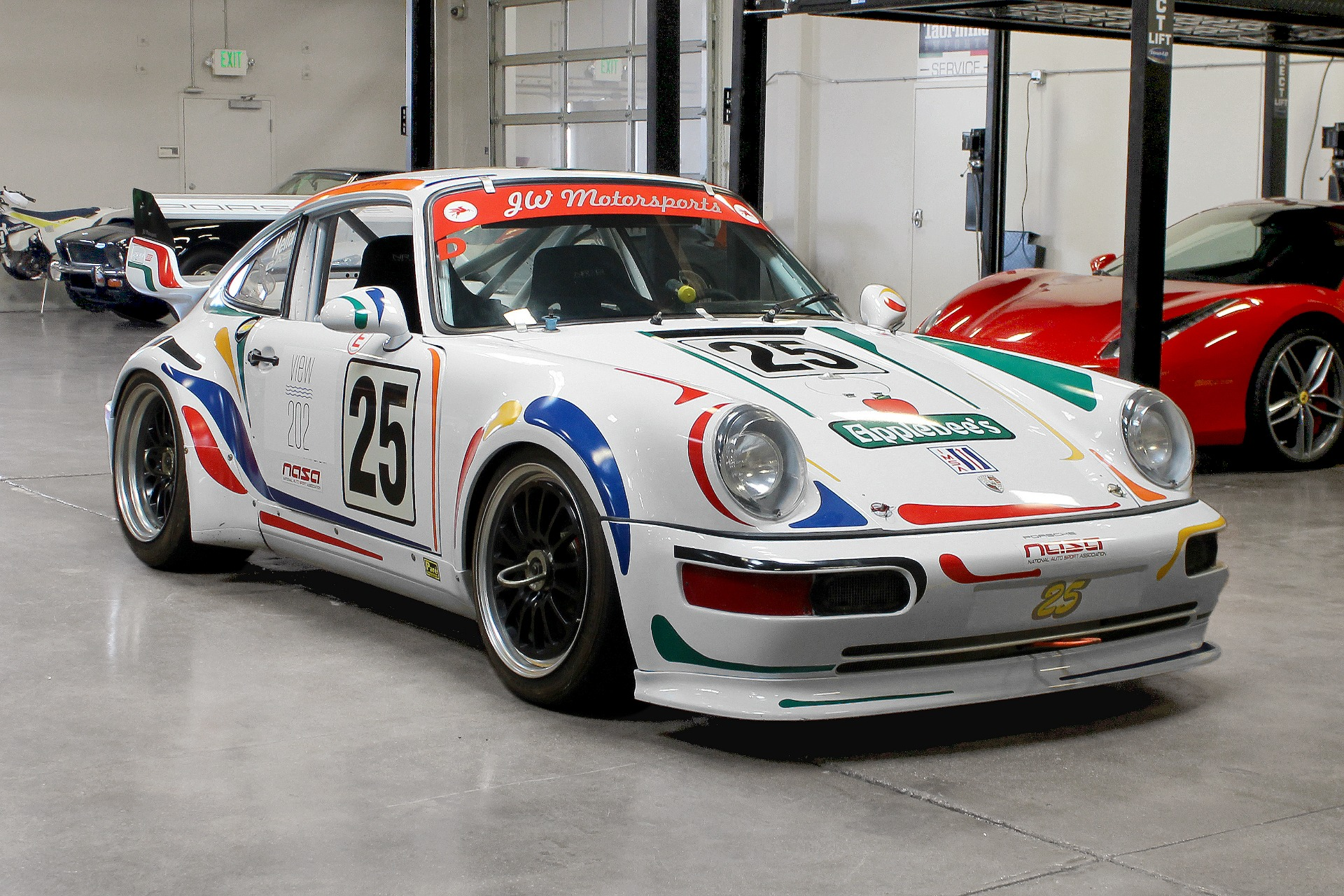Used 1993 Porsche 911 RS America for sale $79,995 at San Francisco Sports Cars in San Carlos CA 94070 1