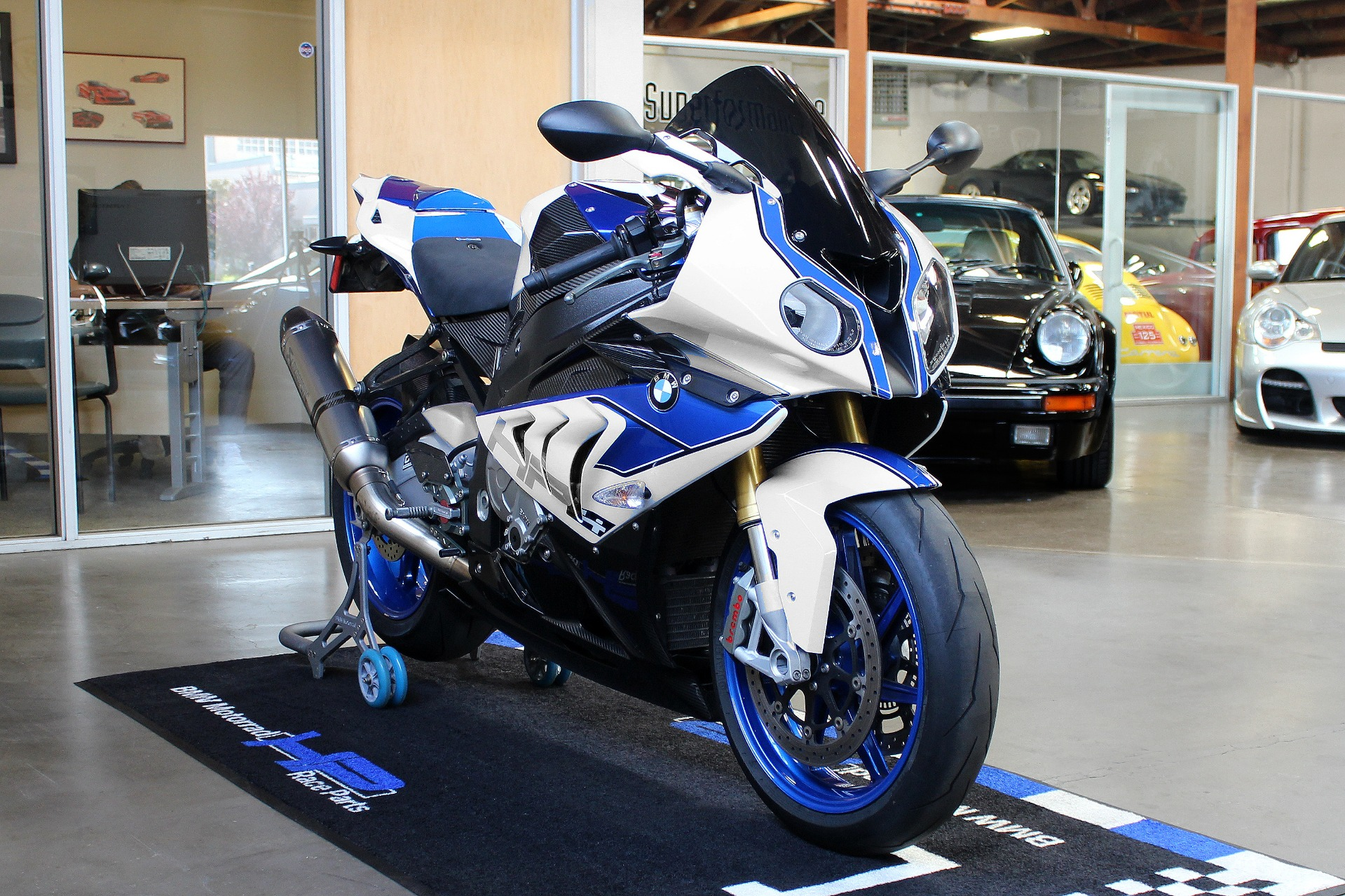 Used 2013 BMW HP4 Competition for sale $18,995 at San Francisco Sports Cars in San Carlos CA 94070 1
